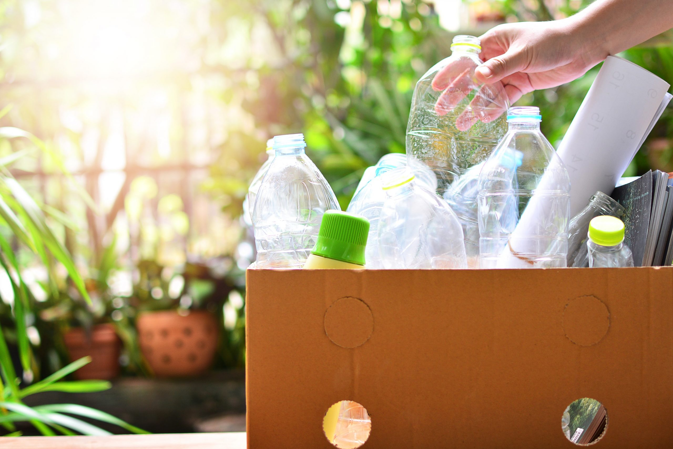 quais materiais podem ser reciclados